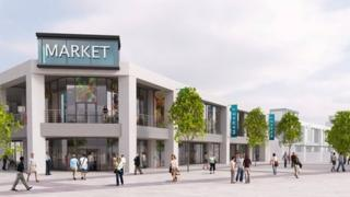 £52m Warrington town centre regeneration plan
