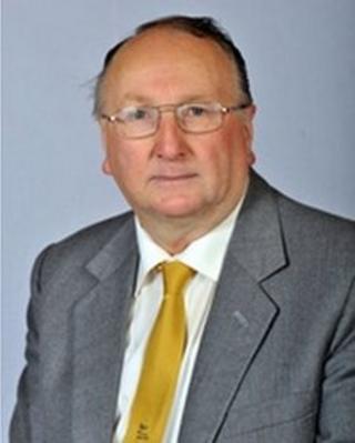 Geoffrey Evans