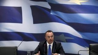 Greek vice finance minister Christos Staikouras is upbeat on next year