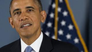 President Obama cancelled his Asia visit due to political crisis at home