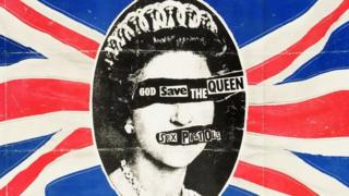 God Save the Queen promotional poster