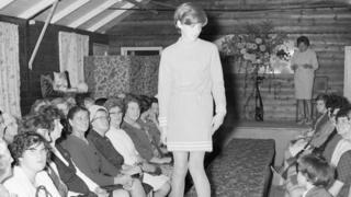 Fashion show in Halesworth