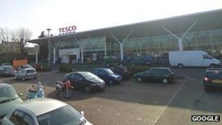 Tesco, Musselburgh