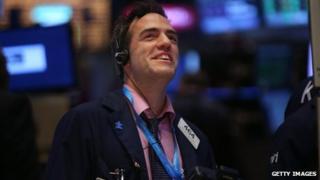 NSYE trader