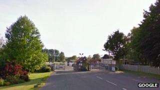 Royal Bath and West Showground in Shepton Mallet, Somerset