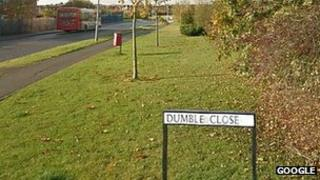Dumble Close, Corby