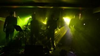 Bright Lights at The Fermain Tavern