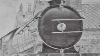 Age of steam, by HMP Durham prisoner