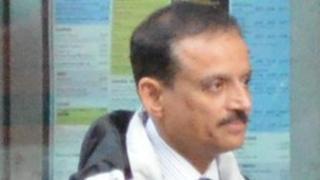 Dr Kiran Patwardhan