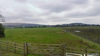 Views from Chapel Lane Heapey
