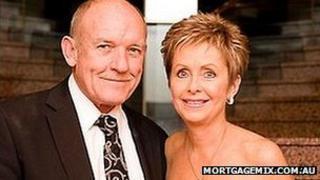 Dean and Wendy Higgins