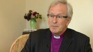 The Bishop of Birmingham The Right Reverend David Urquhart