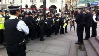 Met Police briefing on Operation Ringtone