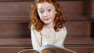 Cherry Campbell will play Katie Morag