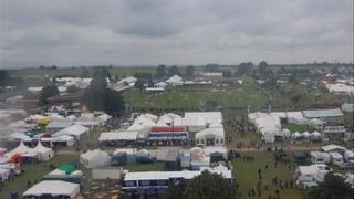 Lincolnshire showground
