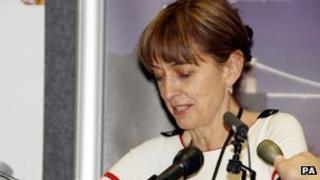 Sue Mountstevens, independent PCC candidate