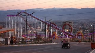 Chavy Land amusement park, Sulaymaniyah