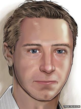 Ben Needham as he may look now