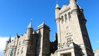 Stormont Castle
