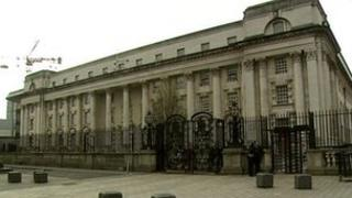 The hearing took place at the High Court in Belfast