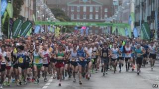 Airtricity Dublin Marathon