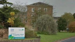 Devon County Council (Pic: Google)
