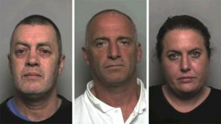 Three found guilty over the murder of Lea Williams