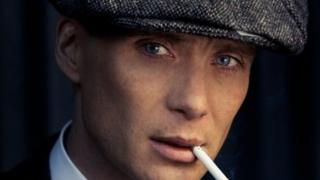 Cillian Murphy as Tommy Shelby