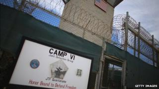 Guantanamo Bay detention centre. (File image)