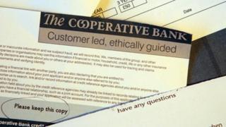 Co-op bank statements