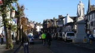 Cockermouth Main Street