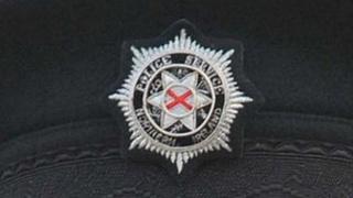 PSNI crest