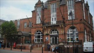Ripley Town Hall