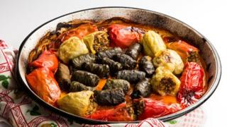 Roma dish (pic: Phil Cain)