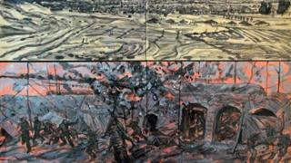 Combat Art – Personal Reflections from Afghanistan