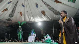 Ashura story-telling