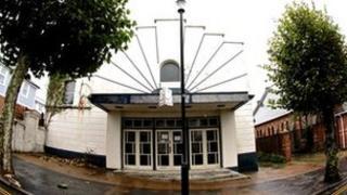 The Rivoli Cinema in Sandown