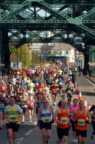 The 2013 Run Sunderland Festival