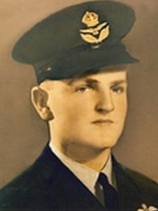 Flying Officer Neville Fleming
