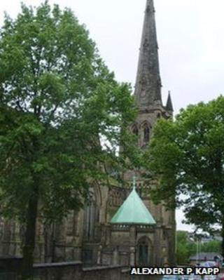 St Peter's Church, Lancaster