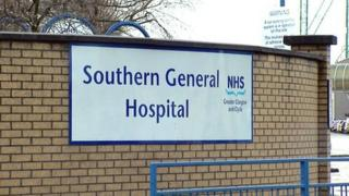 Southern General Hospital