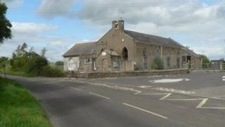 The primary school is at the northern end of the village, more or less opposite the church.