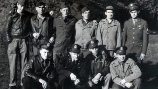 B-17 crew
