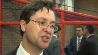 Durham County Council leader Simon Henig