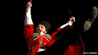The Russian Cossack State Song And Dance Ensemble