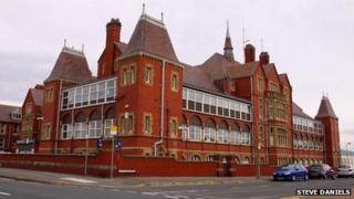 Royal Alexandra Hospital, Rhyl