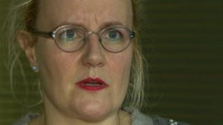 Siobhan Desmond said she had been left traumatised by the experience