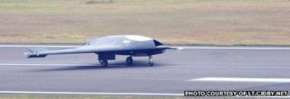 Chinese stealth drone courtesy of lt.cjdby.net