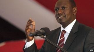 William Ruto, Kenya's deputy president