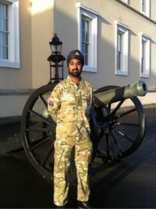 Lt Jagjit Singh Mahwara